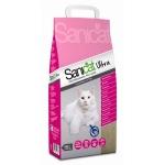 kattenbakvulling Sanicat Ultra 15 kg klei grijs